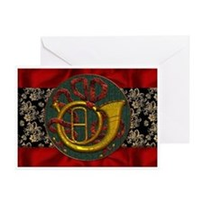 Harvest Moon's French Horn Cards (Pk of 20)