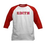 Edith Kids Baseball Jersey