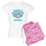 Funny New Grandmother Personalized Pajamas