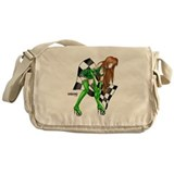 Pitstop Naomi Messenger Bag