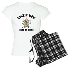 Funny New Mom Personalized Pajamas