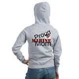 Marines Zip Hoodies