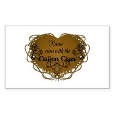 Cullen Clan Decal