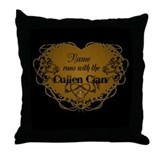 Cullen Clan Throw Pillow