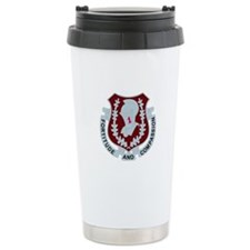 DUI - 1st Medical Bde Ceramic Travel Mug