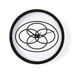 Plural Pride (Symbol only) - Wall Clock