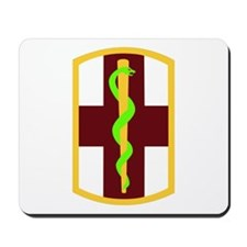 SSI - 1st Medical Bde Mousepad
