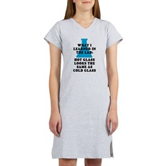 Lab Glass Women's Nightshirt