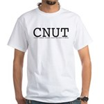 CNUT White T-Shirt