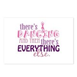 Dancing is Everything Postcards (Package of 8)