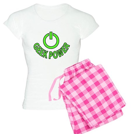 Geek Power Women's Light Pajamas