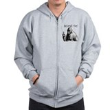 BELIEVE THIS! Zip Hoody