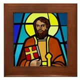 St. Paul Framed Tile