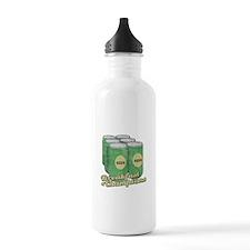 Beer Breakfast of Champions Water Bottle