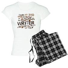 Writer (Funny) Gift Pajamas