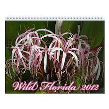 Wild Florida 2013 Wall Calendar