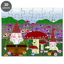 Mister Gnome Puzzle