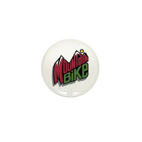 Mountain Bike 2 Mini Button