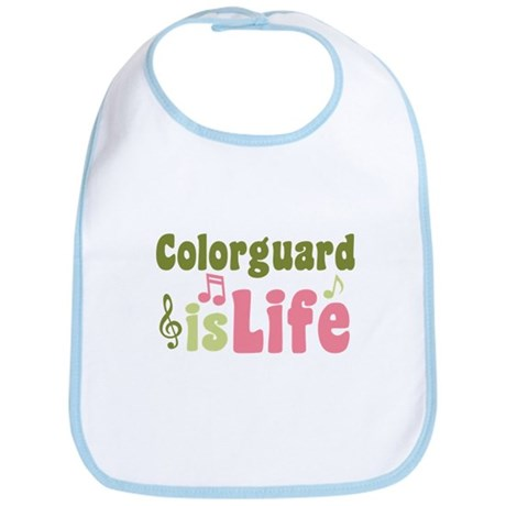 Colorguard is Life Bib