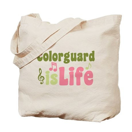 Colorguard is Life Tote Bag