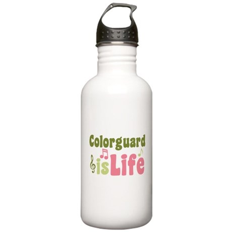 Colorguard is Life Stainless Water Bottle 1.0L