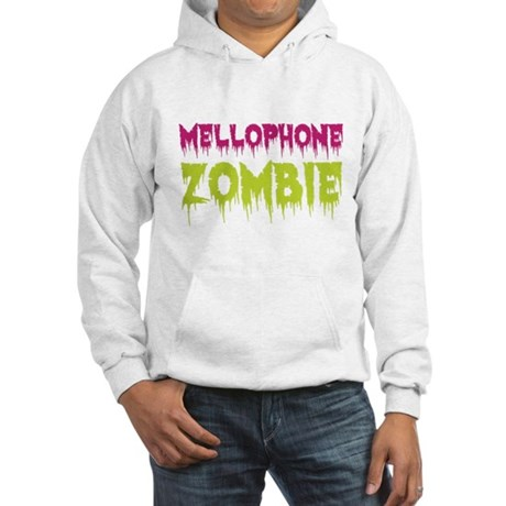 Mellophone Zombie Hooded Sweatshirt