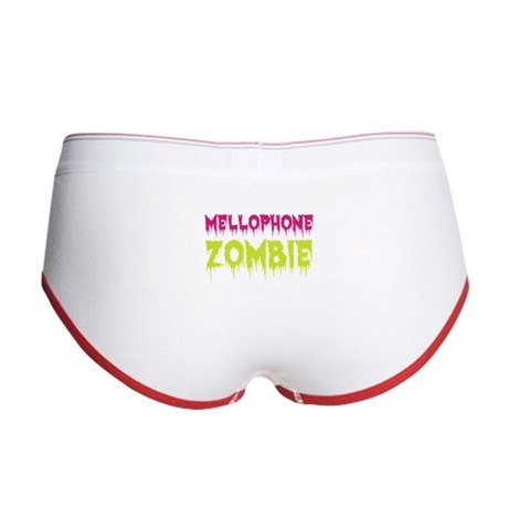 Mellophone Zombie Women's Boy Brief