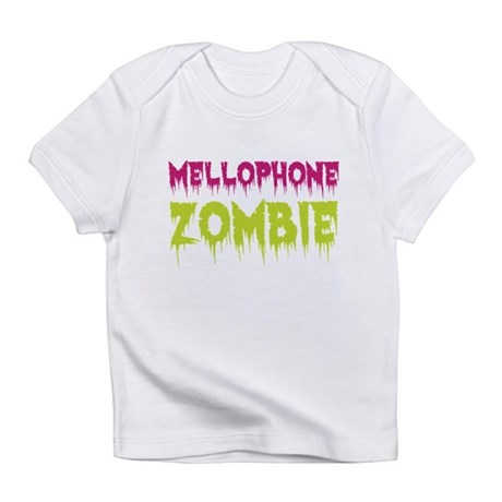 Mellophone Zombie Infant T-Shirt
