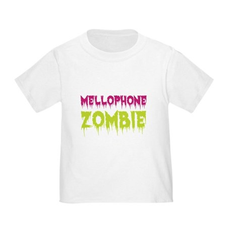 Mellophone Zombie Toddler T-Shirt