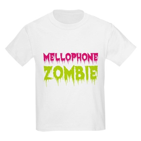 Mellophone Zombie Kids Light T-Shirt