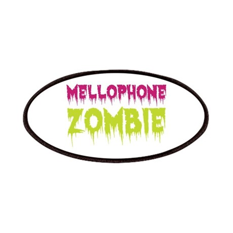 Mellophone Zombie Patches