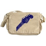 The Blues, Vintage Guitar Messenger Bag