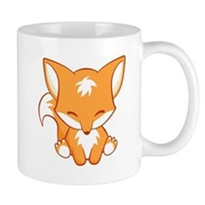 Unique Kitsune Mug