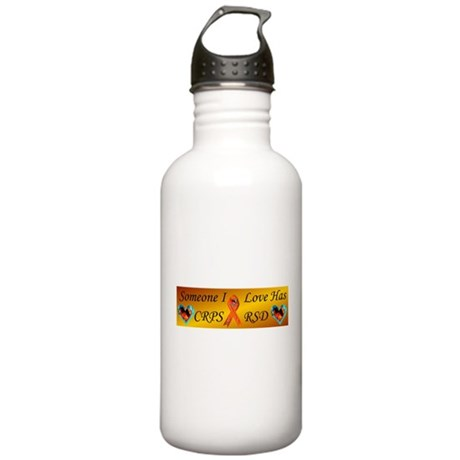 Someone I Love Has CRP Stainless Water Bottle 1.0L