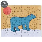 Cute North and south pole Puzzle