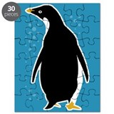 Proud Penguin Puzzle