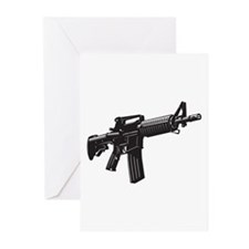 AR15 Greeting Cards (Pk of 20)
