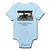 Infant Follow In Hoofprints Bodysuit