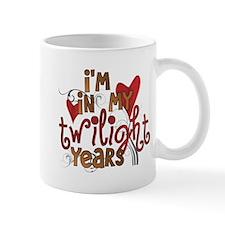 Funny Twilight Years Mug