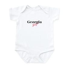 Georgia girl (2) Infant Creeper