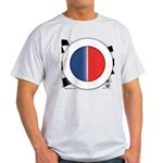Cars Round Logo Blank Light T-Shirt