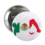 "Mexico Soccer 2.25"" Button (100 pack)"