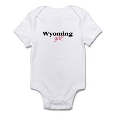 Wyoming girl (2) Infant Creeper