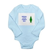 Special Cuddle Bug Long Sleeve Infant Bodysuit