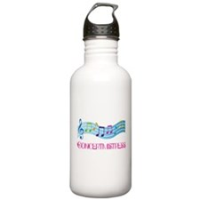 Concertmistress Musical Sports Water Bottle