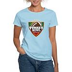 Turkey Bowl Women's Light T-Shirt
