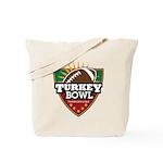Turkey Bowl Tote Bag