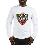 Turkey Bowl Long Sleeve T-Shirt
