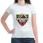 Turkey Bowl Jr. Ringer T-Shirt