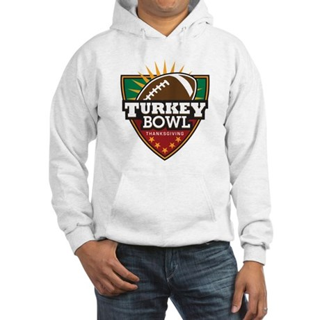 Turkey Bowl Hooded Sweatshirt